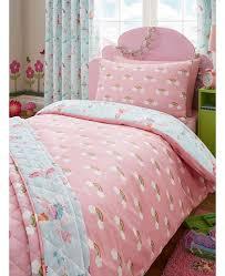 Unicorn Bed Set Magical Unicorn Single Duvet Cover And Pillowcase Set