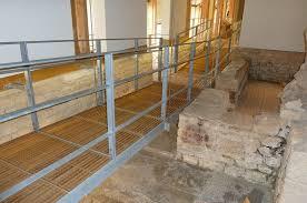 Galvanised Handrail Galvanised Balustrades Taunton Fabrications Architectural Metalwork