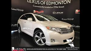 lexus dealer white plains used 2012 white toyota venza v6 awd walkaround review edson