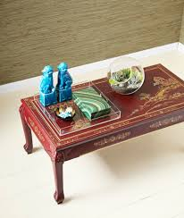Living Room Table Accessories by Coffee Table Decor And Accessories Tabletop Decor For Every Style