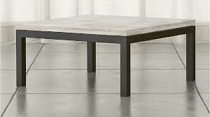travertine coffee table square parsons travertine top dark steel base 36x36 square coffee table