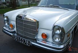 benz 300 series w109 056 with m116 in db050 black w floor shifter