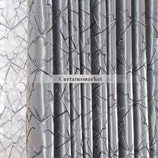 Patterned Window Curtains Fresh Grey Window Curtains And Geometric Patterned Gray Window