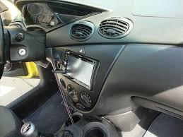 2001 Ford Focus Zx3 Interior Ford Focus 2001 Yellow Hatchback Zx3 Custom Sound System Gasoline