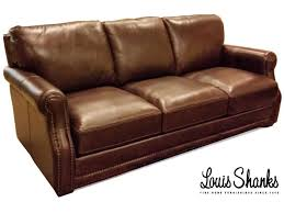 Leather Sofas San Antonio Flexsteel Living Room Chandler Leather Sofa 1365 31 Louis Shanks