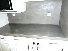 plan de travail cuisine effet beton plan de travail cuisine effet beton plan de travail cuisine bacton