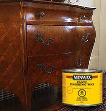 wax for wood table minwax paste finishing wax specialty products