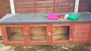 Sale Rabbit Hutches 8 Ft Rabbit Hutch For Sale Sutton Coldfield West Midlands
