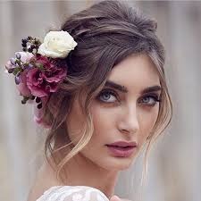 wedding flowers in hair 30 and graceful wedding hairstyles with flowers