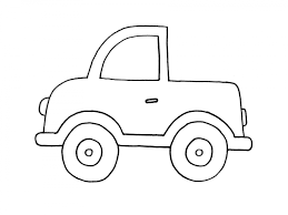 printable 26 simple car coloring pages 6018 simple car coloring