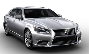 lexus white interior lexus ls luxury flagship gets world first interior technology