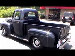 1950 ford up truck 1950 ford wmv