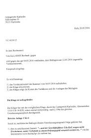 U Form K He Kaufen Richterin Stahmer Komplott Am Amtsgericht Karlsruhe