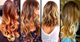 aussie 2015 hair styles and colours top 30 balayage hairstyles to give you a completely new look cute