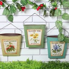 Wrought Iron Wall Planters by Compare Prices On Wrought Iron Hanging Planters Online Shopping