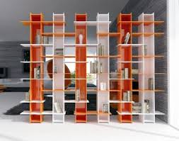 fresh modern arched bookshelves 2714