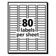 avery r easy peel r return address labels for inkjet printers