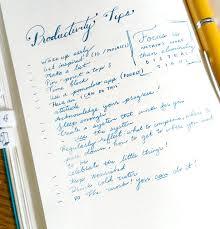 productivity tips u2014 tiny ray of sunshine