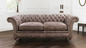 Pottery Barn Chesterfield Bed Leather Chesterfield Sofa Furniture For Sophisticated Look Decoration