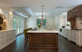 traditional transitional kitchens