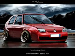volkswagen caribe tuned volkswagen golf review and photos