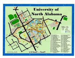 Miami Dade North Campus Map by Map Of North Alabama My Blog