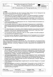 Bad Rothenfelde Klinik Bsp 22 Einbindung Der Zielbefragung In Die Arbeitsprozesse