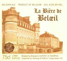 Dupont La Biere de Beloeil, Posca Rustica and more coming soon
