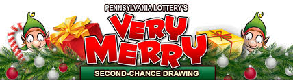 home pa lottery s merry second chance drawing