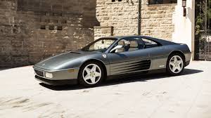 ferrari hatchback coupe 1990 ferrari 348 ebay find more grown up in grigio