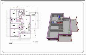 free autocad floor plans best l shaped 3 bedroom house plans free dwg house plans autocad