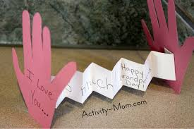 the activity mom grandparents day craft