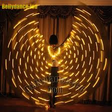 ship from usa gold 182 lights gold wings for belly