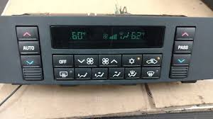 used buick lacrosse a c u0026 heater controls for sale