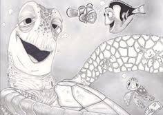 findind nemo pixar sketches finding nemo by vorfilya disney