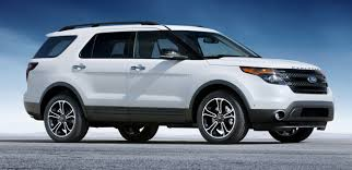 lifted 2013 ford explorer ford is unleashing its highest performance explorer