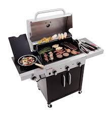 amazon com char broil performance tru infrared 450 3 burner