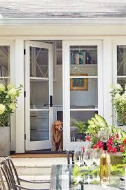 Oak Patio Doors Custom Patio Doors 25 Best Ideas About Exterior