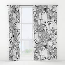 Science Shower Curtains Society6 Society6 Now Has Curtains So You Can Block Out The Sun In Style