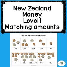 new zealand money worksheets printables lower primary year