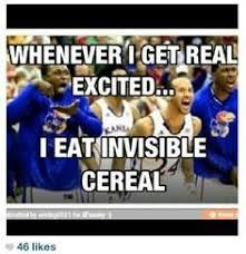 Invisible Cereal Meme - cereal basketball memes memes pics 2018
