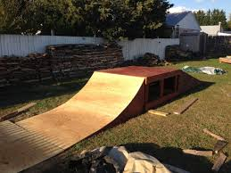 Backyard Bmx Dirt Jumps Box Jump Building Done And Pic Heavy General Bmx Talk