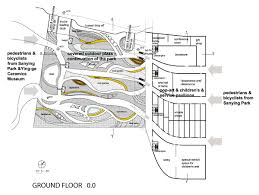 museum floor plans new taipei city museum of art by design initiatives