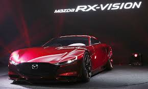 who owns mazda motor company rotary engine returns in mazda concept coupe
