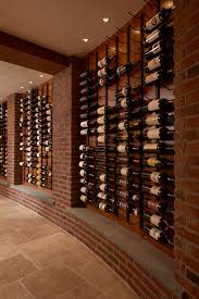 Wine Cellar Wall - marvelous wall mounted wine racks decorating ideas images in wine
