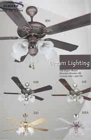5 light ceiling fan el952 52 inch 5 blade c w light ce end 12 12 2019 10 45 am