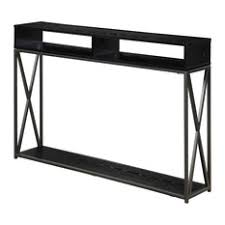 Black Console Table Black Console Tables Houzz