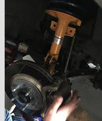mustang struts how to install a koni sport adjustable shock strut kit on your
