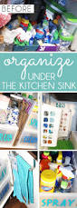 the 25 best organize under sink ideas on pinterest kitchen sink
