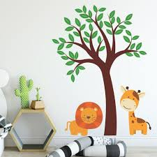 childrens and wall stickers nursery wall vinyls by wallboss